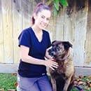 Melissa at Pleasanton Animal Hospital