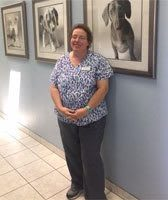 Janice at Copperas Cove Animal Hospital