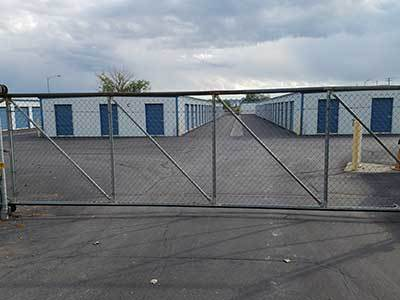 Smart Storage Billings is gated and will keep your stuff safe.