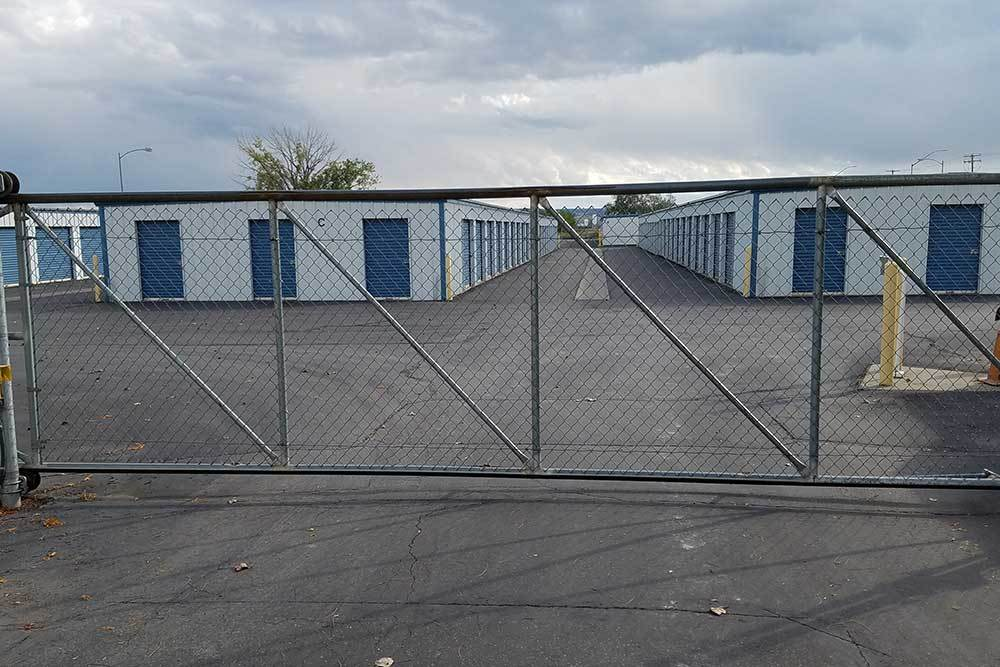 Gated access at Smart Storage Billings will give you peace of mind.