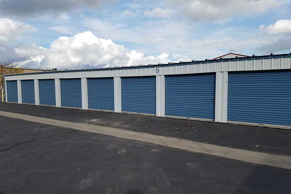 There are so many units to choose from at Smart Storage Billings.