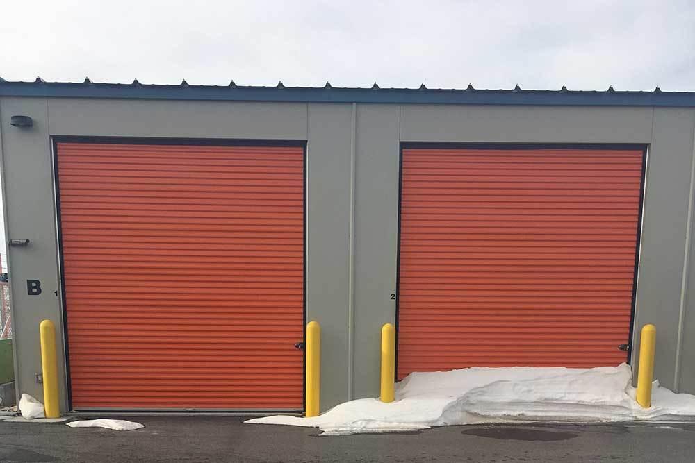Smart Storage is located in Evansville, Wyoming.