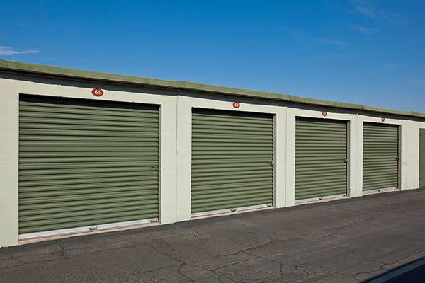 Drive Up Storage at Tempe Choice Self Storage in Tempe