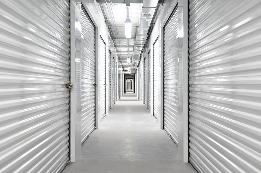 Indoor storage units in Monument CO at My Storage at Jackson Creek