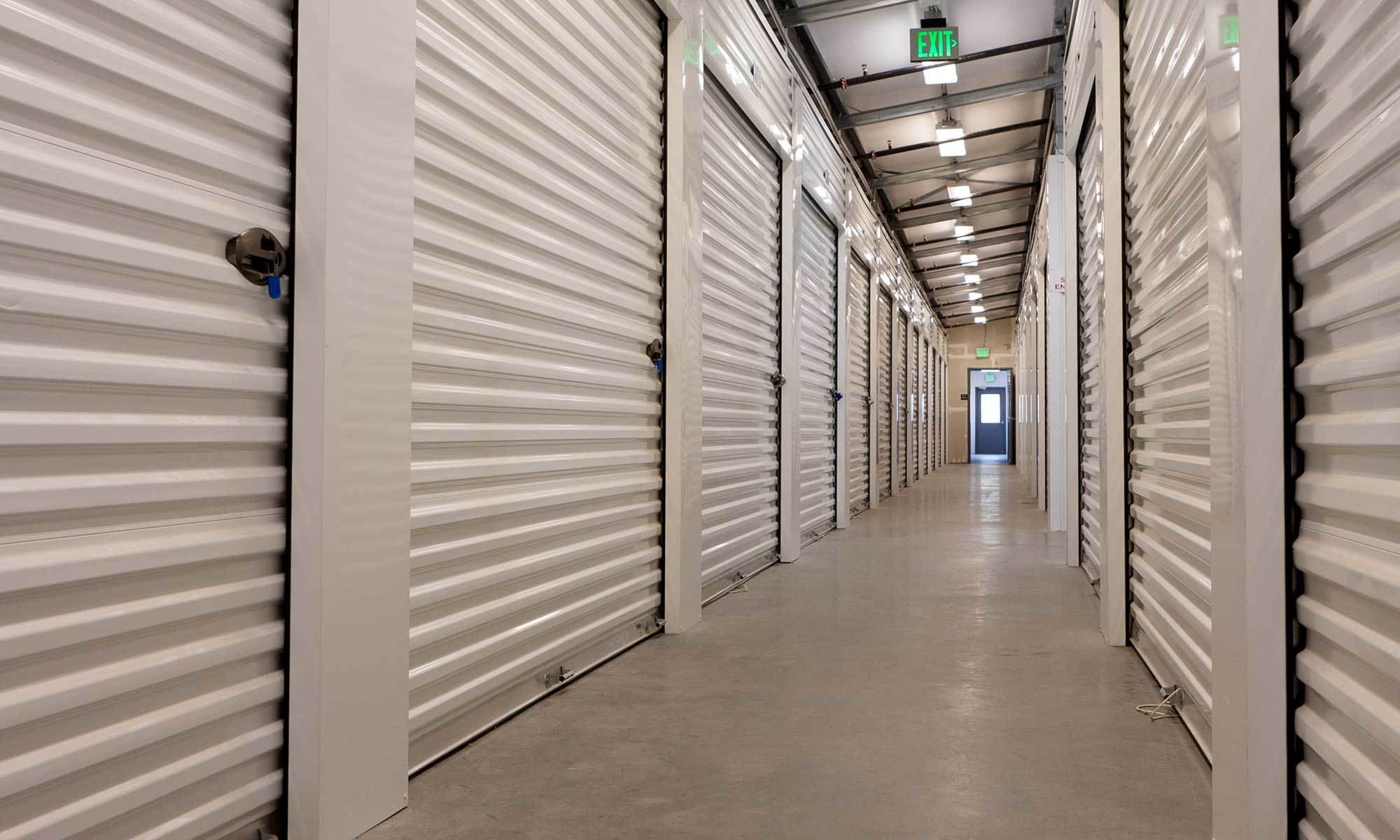 Self storage in Centennial CO