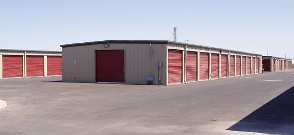 Yuma Az Self Storage Features Gila Ridge Storage