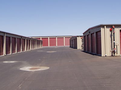 There are many units to choose from at Gila Ridge Storage in Yuma, AZ.