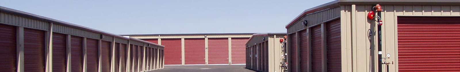 Find the right size storage unit at Gila Ridge Storage