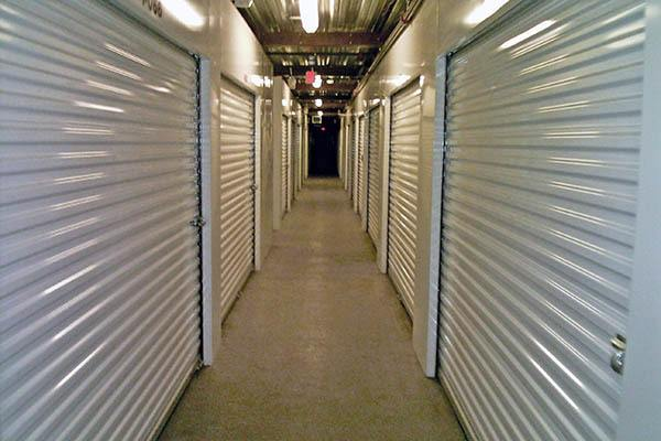 Interior Storage at First & River Self Storage in Tucson, AZ