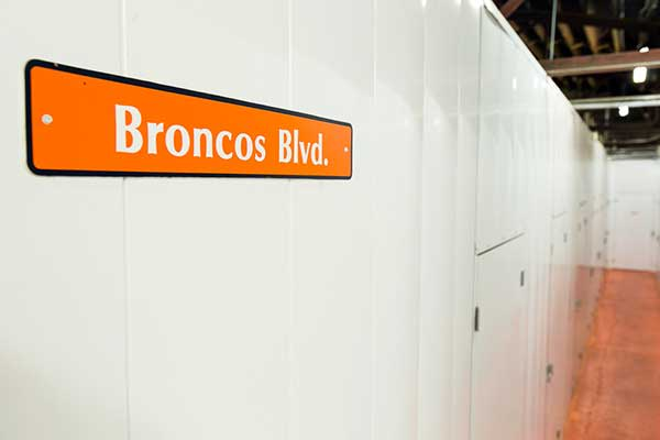 Broncos blvd storage area at Downtown Denver Storage