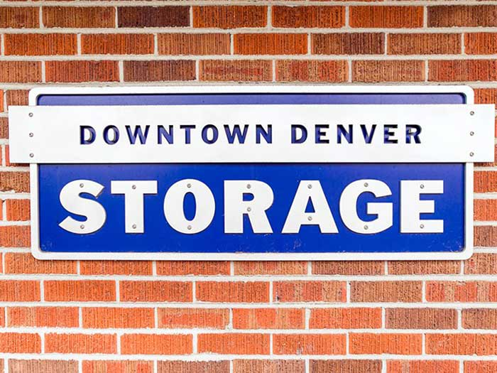 Storage made easy at Downtown Denver Storage in Denver