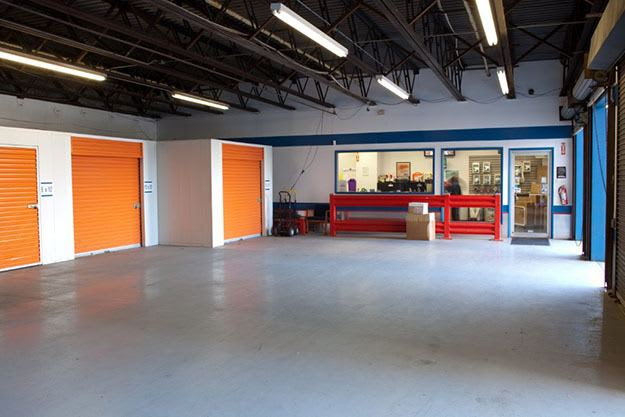 Keepers Self Storage Jersey City Interior in Jersey City, New Jersey
