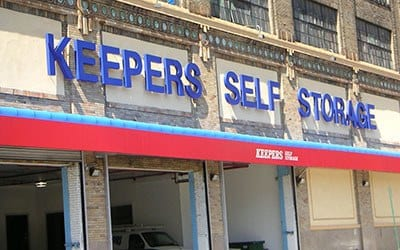Keepers Self Storage Manhattan