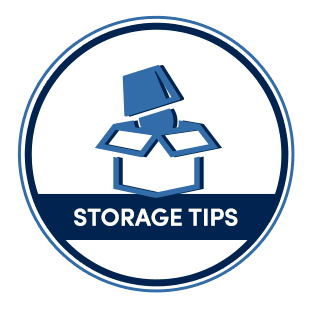 Self-storage tips at Keepers Self Storage