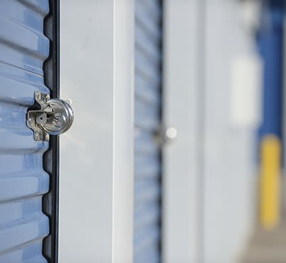 Heavy duty padlocks sold at Mission Hills Self Storage