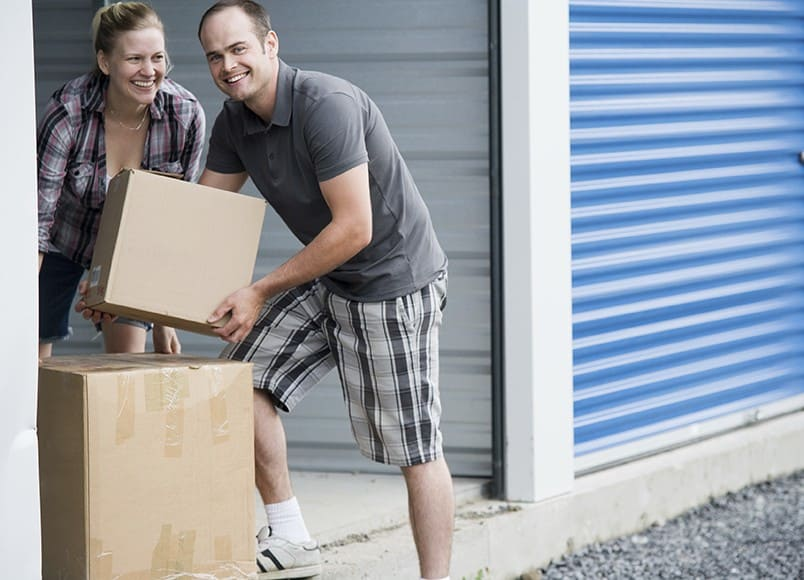 Moving boxes sold at Mission Hills Self Storage