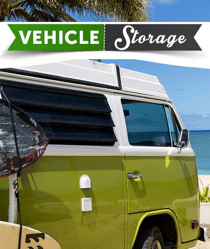 RV Storage in Long Beach, California