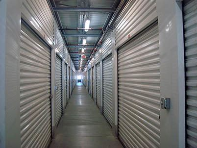 Indoor Storage In Mission Hills