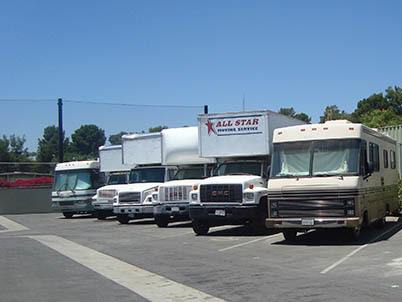Rv Storage In Mission Hills