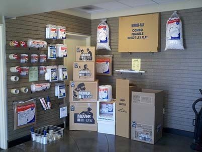 Storage Supplies In Norwalk