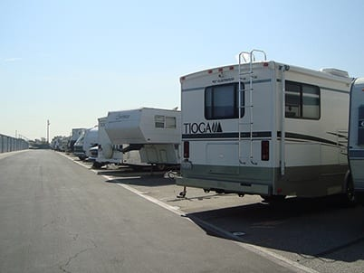 Rv Storage In Long Beach California