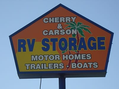 Self Storage Units Long Beach Ca Cherry Carson Rv