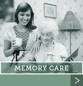 Memory Care at Hibiscus Court