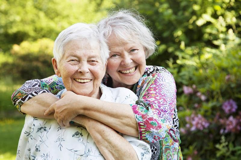 Enjoy living at Senior Living Management