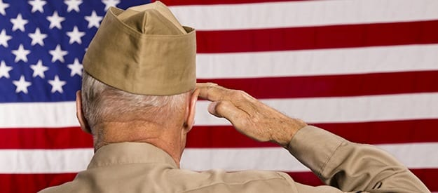 Veteran Benefits at senior living in Maitland, Florida