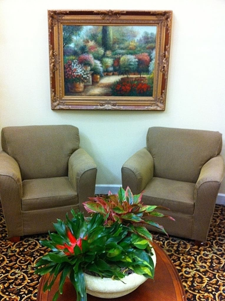Common Areas at Hibiscus Court