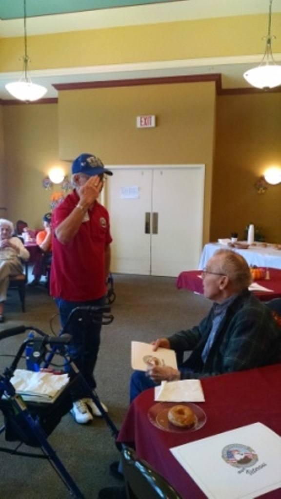 Honoring Veterans  Bartow, FL