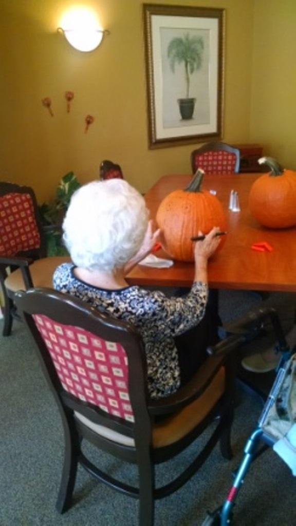 Pumpkin Carving at  Bartow, FL