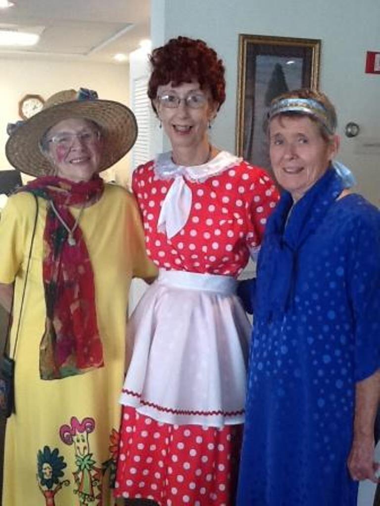 Residents at Savannah Court of St. Cloud Senior Living