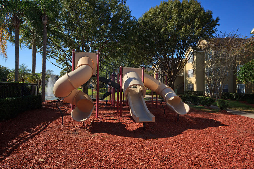Children's play area at The Grand Reserve at Lee Vista