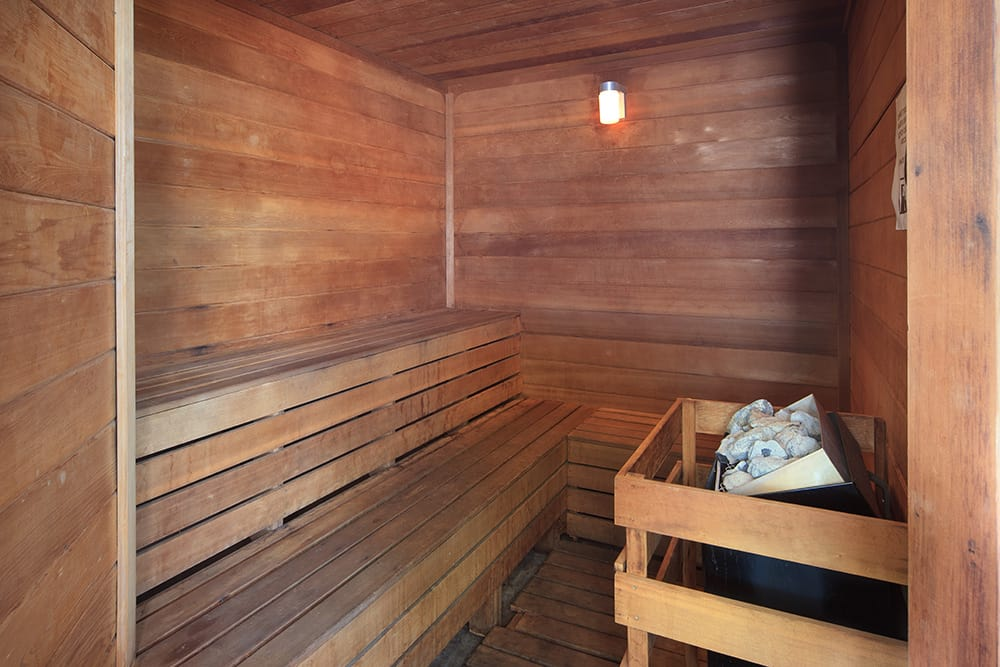 The Grand Reserve at Lee Vista sauna