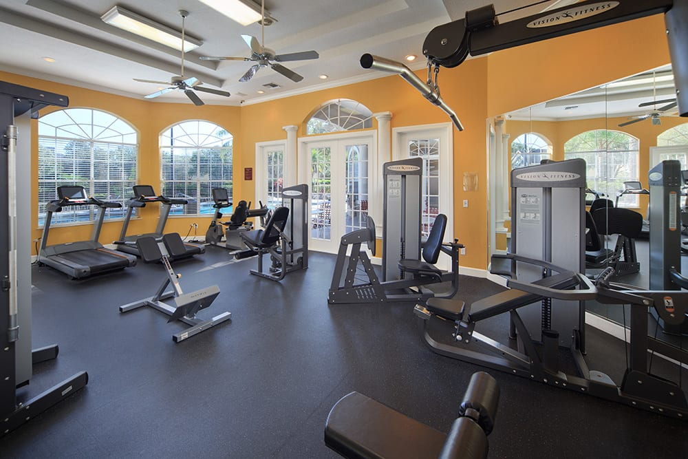 The Grand Reserve at Lee Vista fitness center