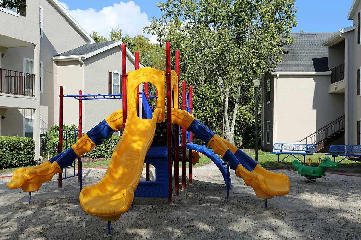 The Grand Reserve at Lee Vista playground in Orlando, FL
