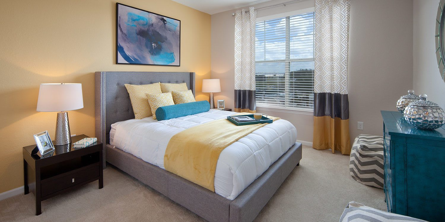 With so many floor plan options at Ancora Apartments, you're sure to find the perfect apartment home at our luxury community in Orlando.