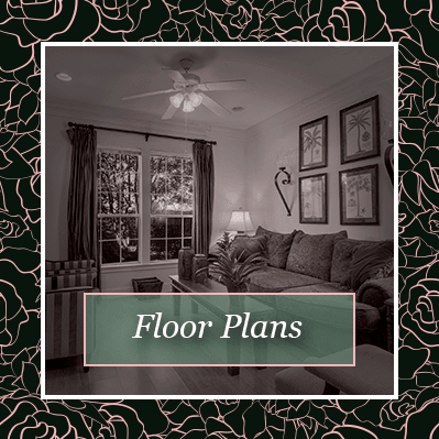 View our floor plans at the senior living community in Baton Rouge