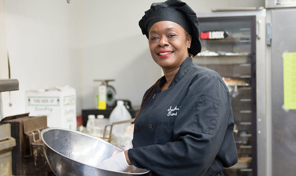 Professional Chef at the Senior Living community in Baton Rouge