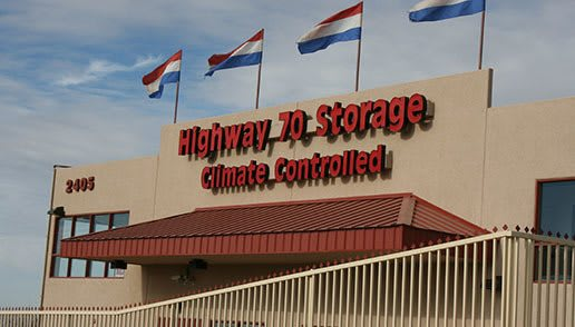 Welcome to Highway 70 Self Storage in Las Cruces, NM