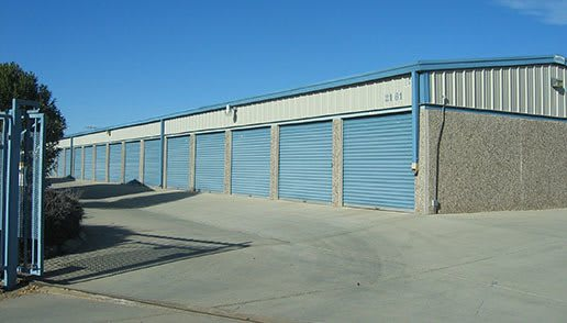 View of our Self Storage facility in Las Cruces