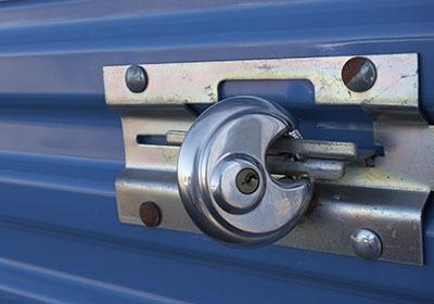 Convenience & Security at Telshor Self Storage in Las Cruces, NM