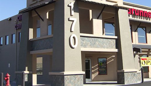 Come visit us at 170 S Roadrunner Pkwy to reserve a unit!