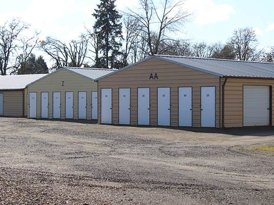 Cottage Grove self storage features many fantastic safeguards