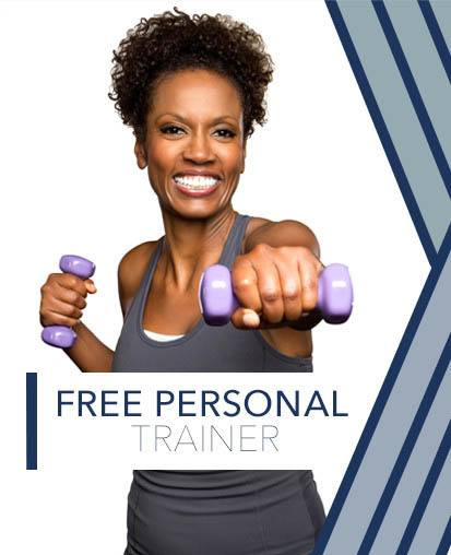Free personal trainer available at Millstone of Noblesville