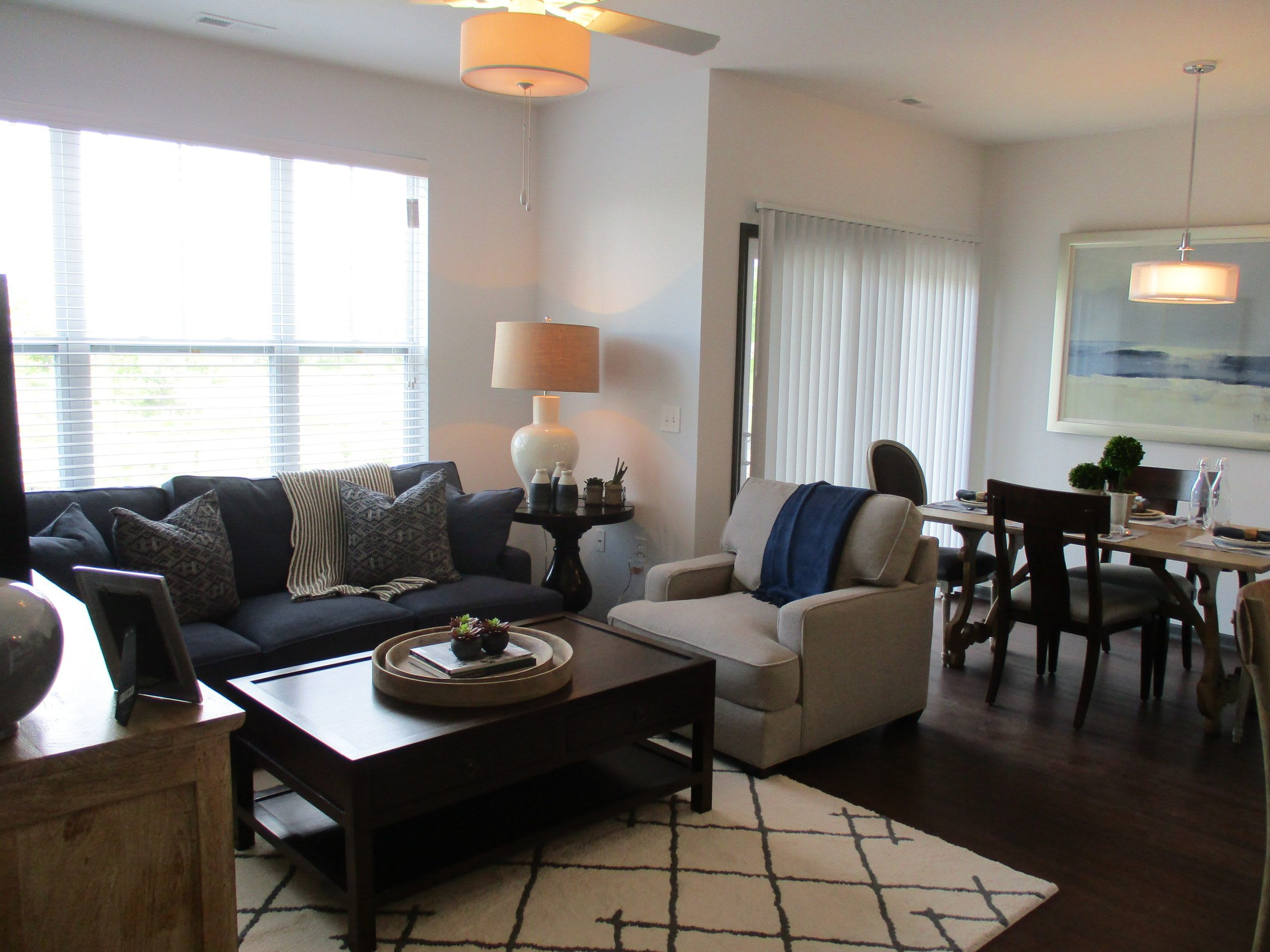 Two Bedroom with Garage at Millstone of Noblesville
