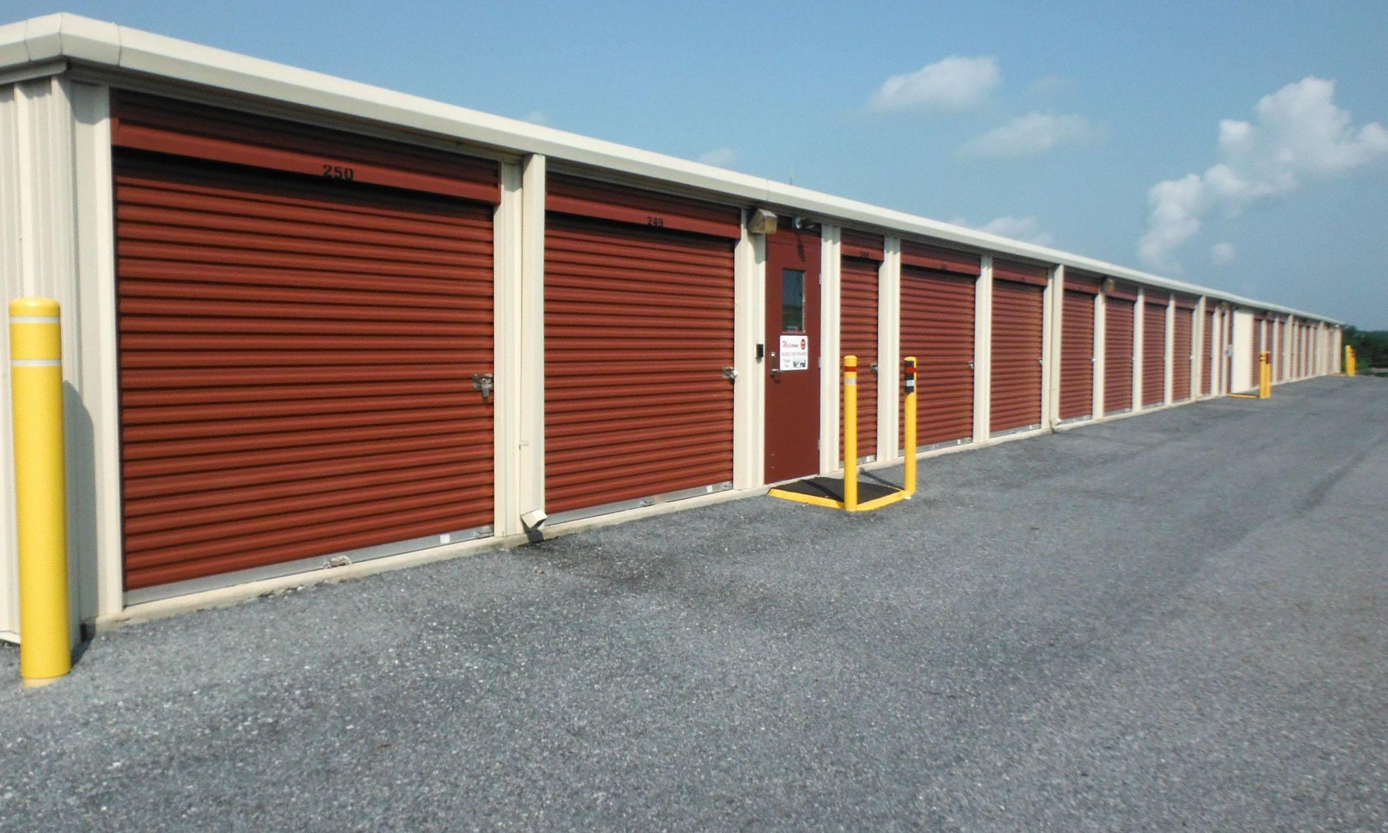 Self storage in Etters PA