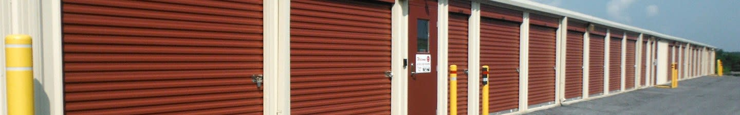 Self storage units in Etters