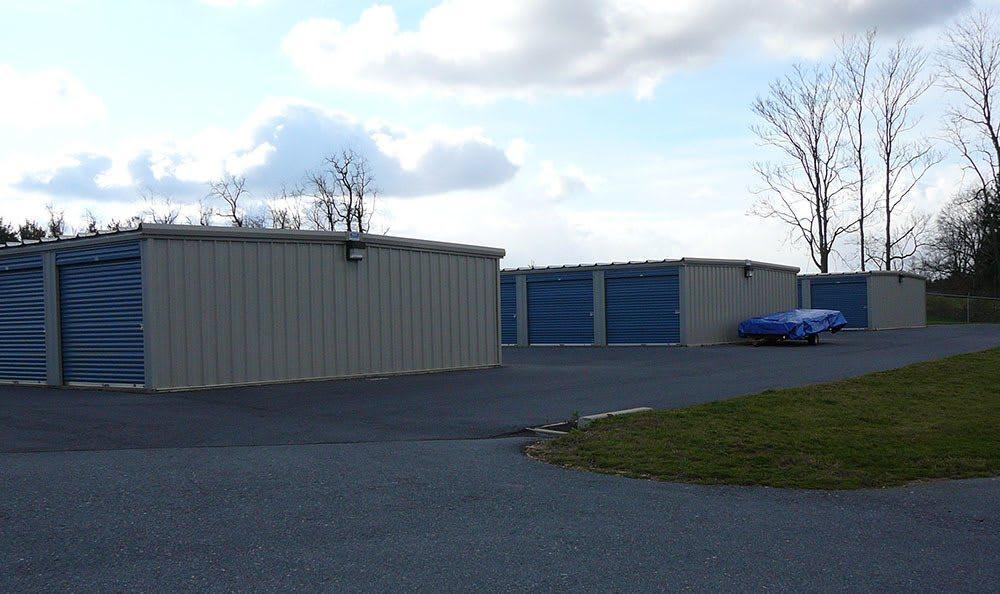 Welcome to Storage World self storage facility